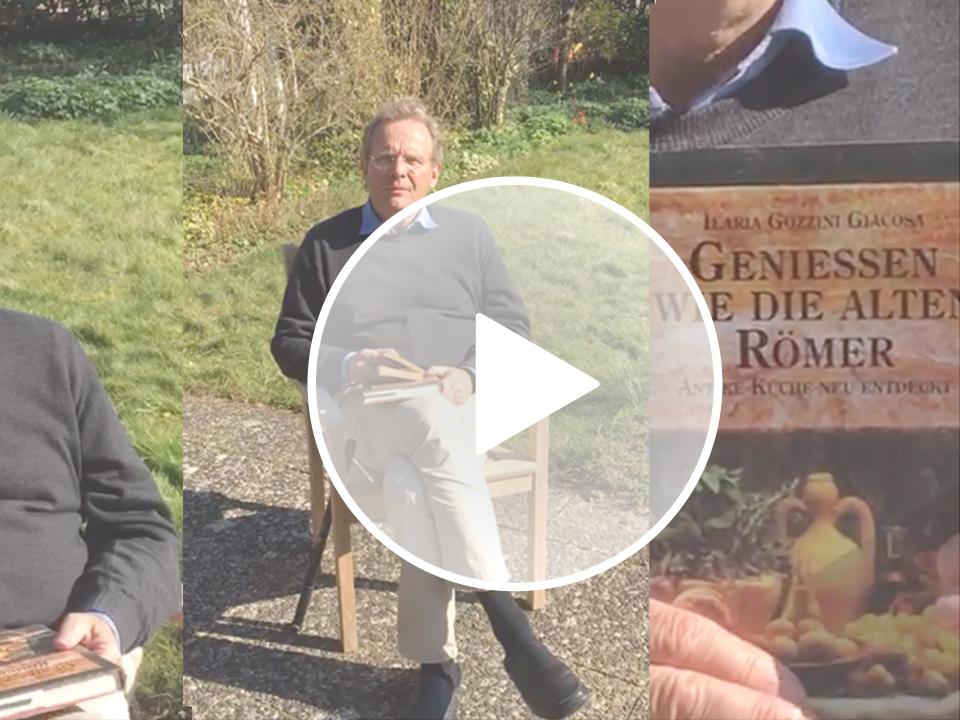 Greetings from Claus von Carnap-Bornheim