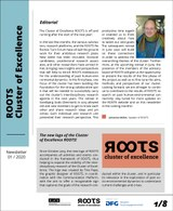 Titel ROOTS Newsletter 0120 S1 960px