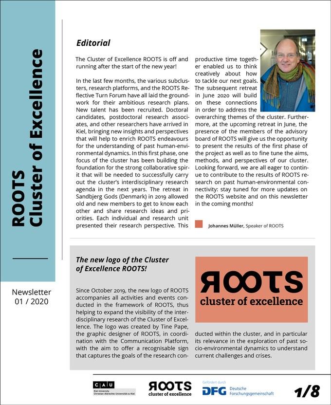 Newsletter 01/2020