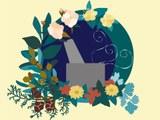 ROOTS Motiv Soothing Gardens 4zu3 960px