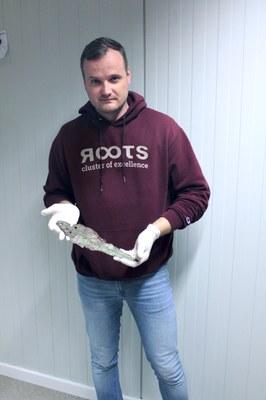 Henry Skorna presents the Eneolithic dagger