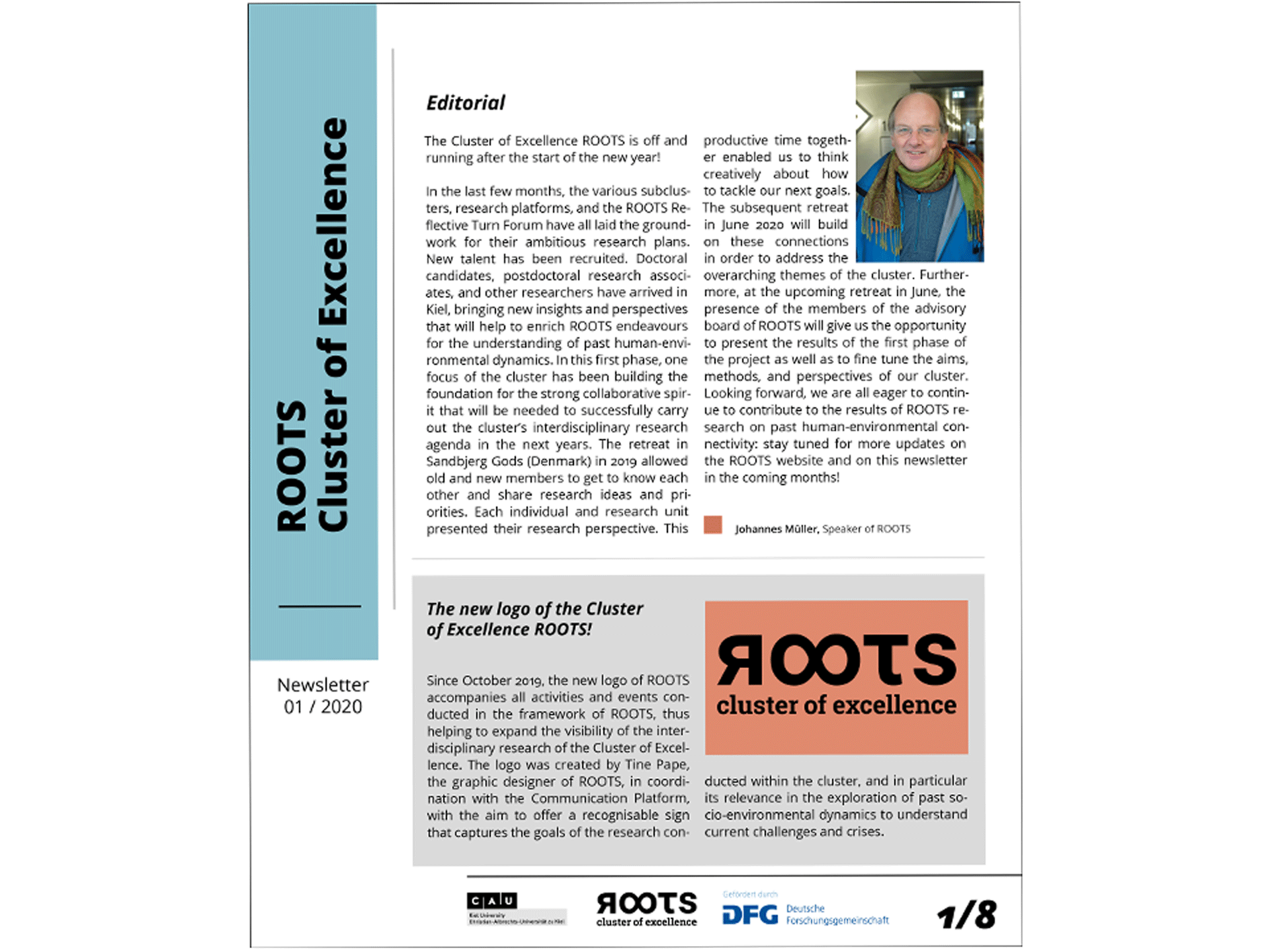 ROOTS Newsletter 01/2020